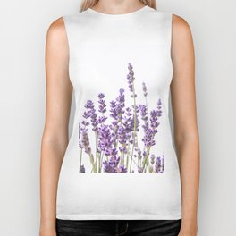 Purple Lavender #1 #decor #art #society6 Biker Tank