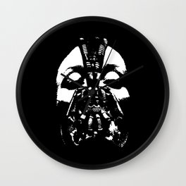 Bane Doe Wall Clock