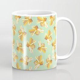 Yellow Gemstone Coffee Mug