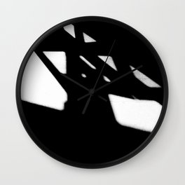 /2 Wall Clock