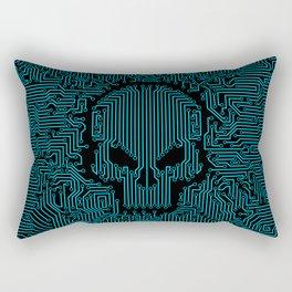 Bad Circuit Rectangular Pillow