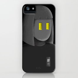 open heart iPhone Case