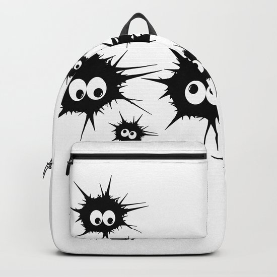 Cute Monsters family Backpack