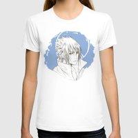 sasuke T-shirts featuring Sasuke by ilaBarattolo