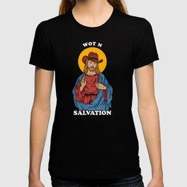 Wot N Salvation T-shirt