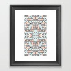 easygoing Framed Art Print