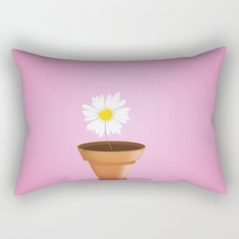 Little Daisy Rectangular Pillow