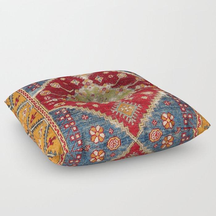 Çal Southwest Anatolian Rug Print Floor Pillow
