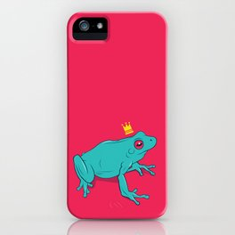 Frawg iPhone Case