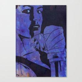 Boxing Club 7 Canvas Print