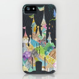 Castle fit for a princess iPhone Case