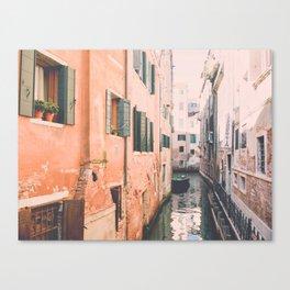 Venice I Canvas Print