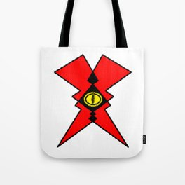 The Crest of Shadow Tote Bag