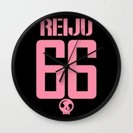 Reiju Germa 66 Wall Clock