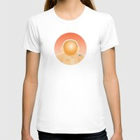 spaceman T-shirts featuring Spaceman by M. Gulin