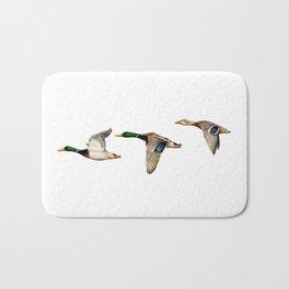 Flying Mallards Bath Mat