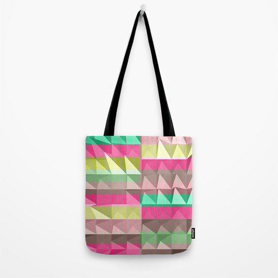Pyramid Scheme Tote Bag