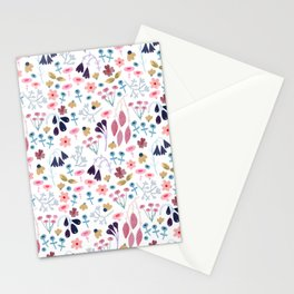 Florals Stationery Cards