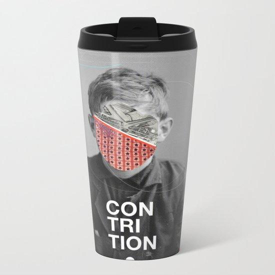 Contrition Metal Travel Mug