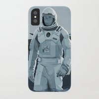 interstellar iPhone & iPod Cases featuring Interstellar by ANDRESZEN