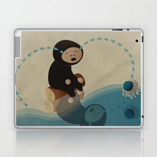 La_CriME Laptop & iPad Skin
