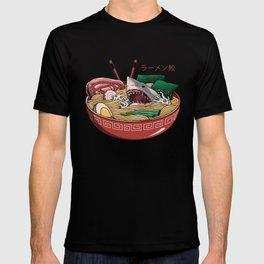 Ramen Shark T-shirt