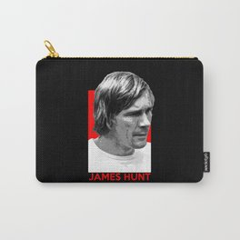 Formula One - James Hunt Carry-All Pouch