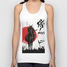 Samurai Master Unisex Tank Top