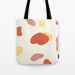 If a Sunset Melted Into Puddles Tote Bag