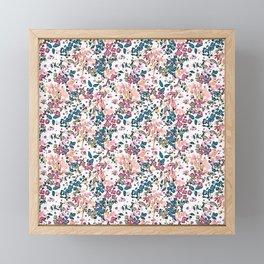 Garden Play Framed Mini Art Print