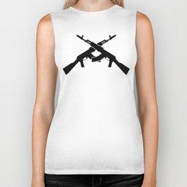 AK 47 Biker Tank