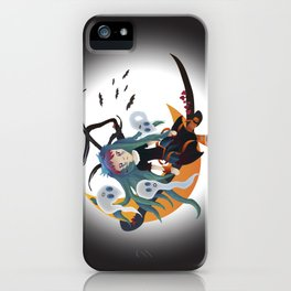 Ghost Girl iPhone Case