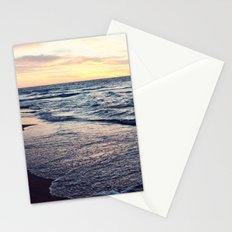 Lake Erie Sunset Stationery Cards