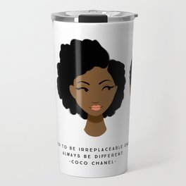 Irreplaceable Travel Mug