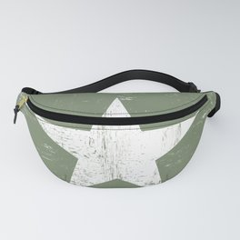 US ARMY WHITE STAR Fanny Pack