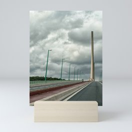 Pont de Brotonne Mini Art Print