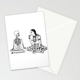 Graveyard Picnic Stationery Cards