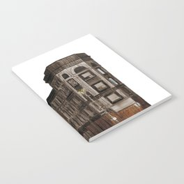 RODIER BUILDING Notebook