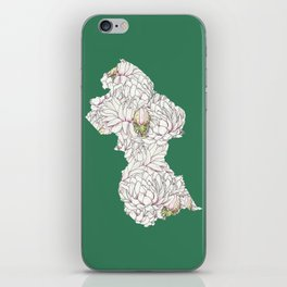 Guyana iPhone Skin
