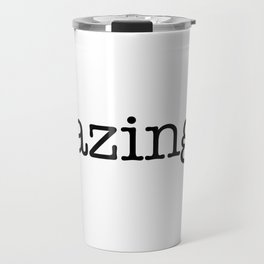 bazinga Travel Mug
