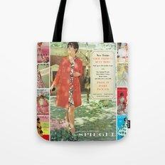 1969 - Spring SUmmer Catalog Cover Tote Bag