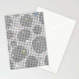 Spot Light in the Dark Stationery Cards