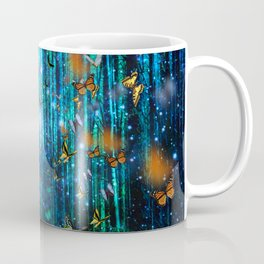 Magical Path Butterflies Coffee Mug