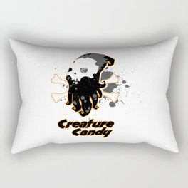 Evil Cephalopod Rectangular Pillow