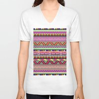community V-neck T-shirts featuring OVERDOSE by Bianca Green