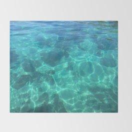Clarity Throw Blanket