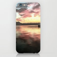 Sunset Reflected On Water iPhone 6s Slim Case