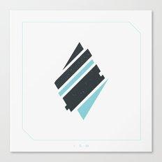 Ism Canvas Print