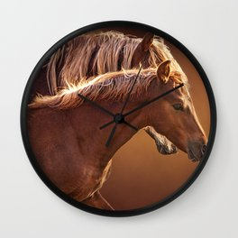 Who's My Daddy Wall Clock
