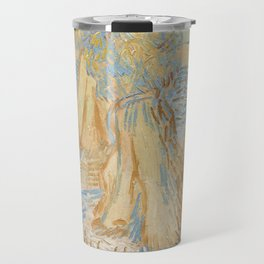 Sheaves of Wheat Travel Mug